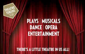 Theatre Tokens Gift Cards Freepost UK & Ireland